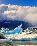 Jokulsarlon Lagoon Royalty Free Stock Photos