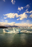 Jokulsarlon Lagoon Royalty Free Stock Photo