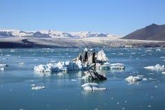 Jokulsarlon Lagoon Royalty Free Stock Photo