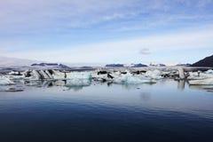 Jokulsarlon lagoon, Iceland Royalty Free Stock Image