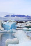 Jokulsarlon lagoon, Iceland Royalty Free Stock Photos
