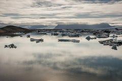 Jokulsarlon lagoon - Iceland. Stock Photo
