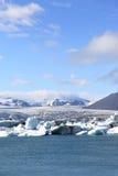 Jokulsarlon Lagoon, Iceland Stock Photos