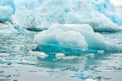 Jokulsarlon, lagune de glacer, Islande Photo libre de droits