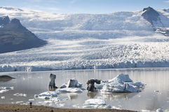 Jokulsarlon Lake (Iceland) Stock Photos