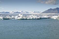Jokulsarlon Lake (Iceland) Royalty Free Stock Photo
