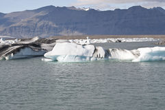 Jokulsarlon Lake (Iceland) Royalty Free Stock Photos