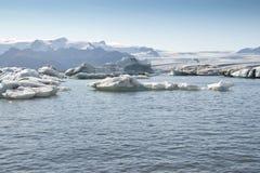 Jokulsarlon Lake (Iceland) Royalty Free Stock Images