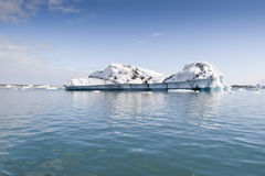 Jokulsarlon Lake (Iceland) Stock Photography