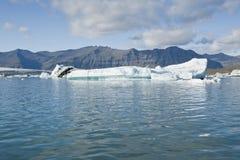 Jokulsarlon Lake (Iceland) Royalty Free Stock Photography