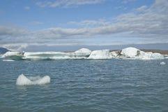 Jokulsarlon Lake (Iceland) Stock Image