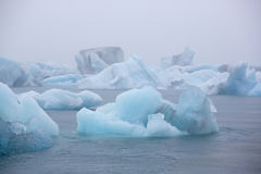 Jokulsarlon Royalty Free Stock Photography