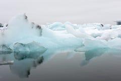 Jokursarlon, Ισλανδία Στοκ εικόνες με δικαίωμα ελεύθερης χρήσης