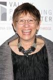 Jolene Koester, CSUN-Voorzitter stock afbeelding