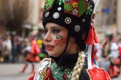 Joli danseur Images libres de droits