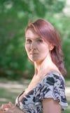 Joli femme Photographie stock