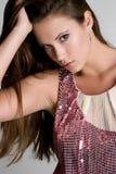 Joli modèle Images stock