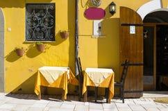 Joli restaurant Photos stock
