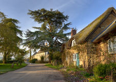 Joli village de Cotswold photographie stock