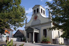 Jolie église Photographie stock libre de droits