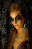 Jolie fée Photo libre de droits