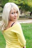 Jolie fille Image stock