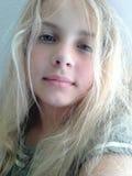Jolie fille Photo stock