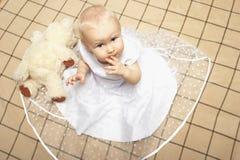 Jolie fille Photographie stock libre de droits