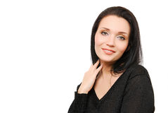 Jolie fille adulte Photos libres de droits