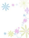 jolie fleurs Стоковые Фотографии RF
