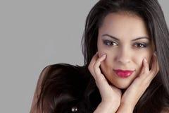 Jolie Latina Image stock