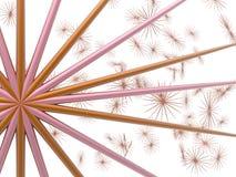 Jolies étoiles Image libre de droits