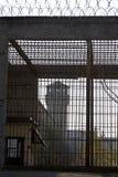 joliet παλαιά φυλακή Στοκ φωτογραφία με δικαίωμα ελεύθερης χρήσης