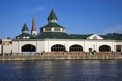 Joliet du centre, l'Illinois, Etats-Unis Image libre de droits