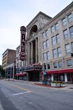 Rialto Square Theater  in Joliet, Illinois. Stock Images