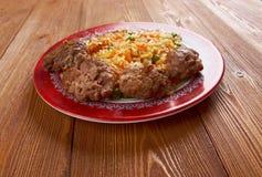 Jollof rice Stock Photo