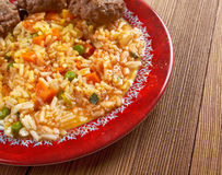 Jollof rice Stock Images