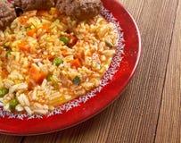 Jollof rice Stock Images