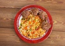 Jollof rice Royalty Free Stock Images