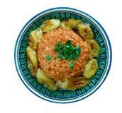 Jollof rice Stock Photos