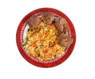 Jollof ryż Obraz Stock