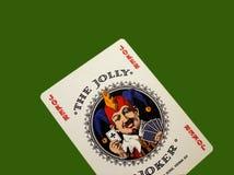 Jolly joker Stock Image