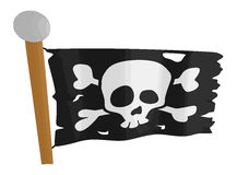 Jolly Roger Royalty Free Stock Photos