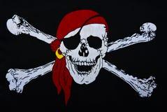 Jolly Roger Arkivbild
