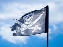 The jolly roger Stock Photos
