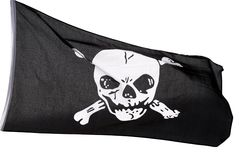 Jolly Roger (pirate flag) Stock Images