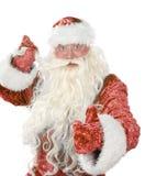 Jolly Santa Claus Royalty Free Stock Photo