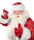 Jolly Santa Claus Stock Image