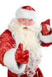 Jolly Santa Claus Royalty Free Stock Image