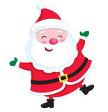 Jolly Santa Claus Royalty Free Stock Photo